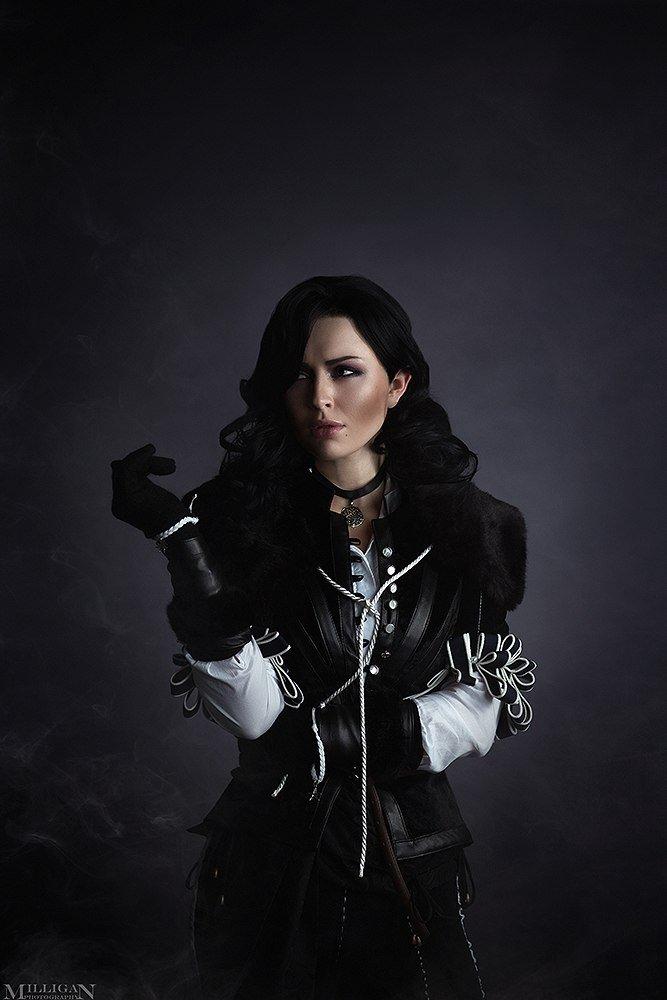 Косплей дня: две разных Йеннифэр изThe Witcher3. Какую выберетевы? - Изображение 14