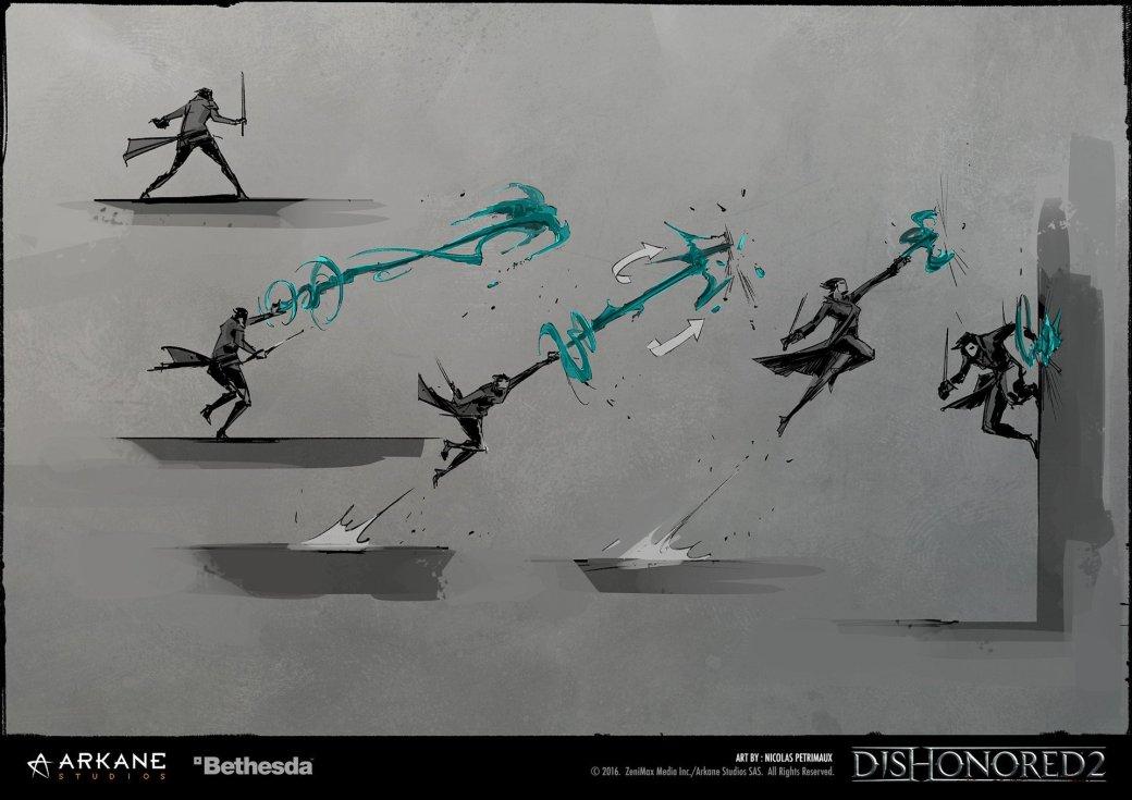 Потрясающие концепт-арты Dishonored 2 отхудожника игры - Изображение 2