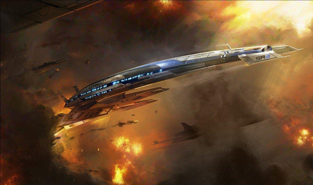 BioWare готовит аттракцион по Mass Effect с Нормандией и живой Шепард. - Изображение 2