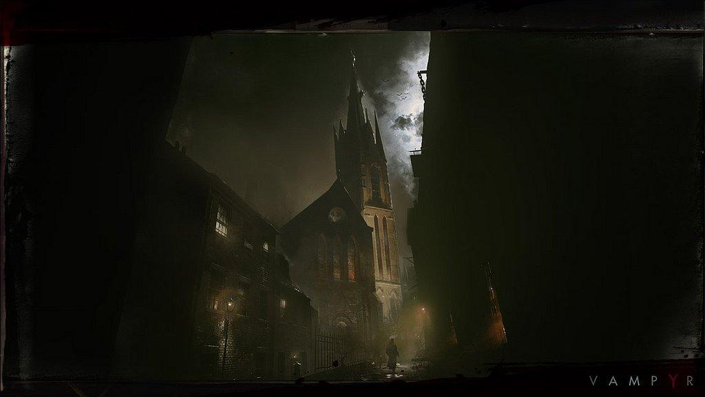 Новые подробности Vampyr от авторов Life is Strange: никаких школьниц - Изображение 3