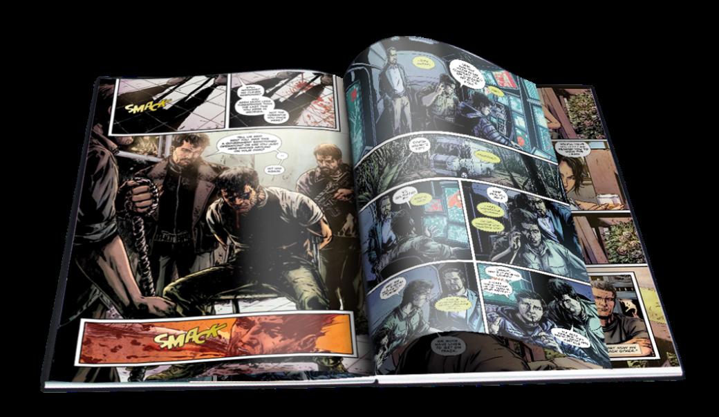 Комикс-приквел Splinter Cell: Blacklist запустят в июле - Изображение 1