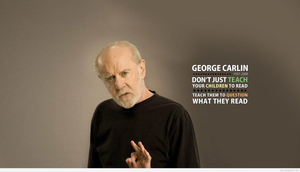 Введение в стэндап: Джордж Карлин - Изображение 3