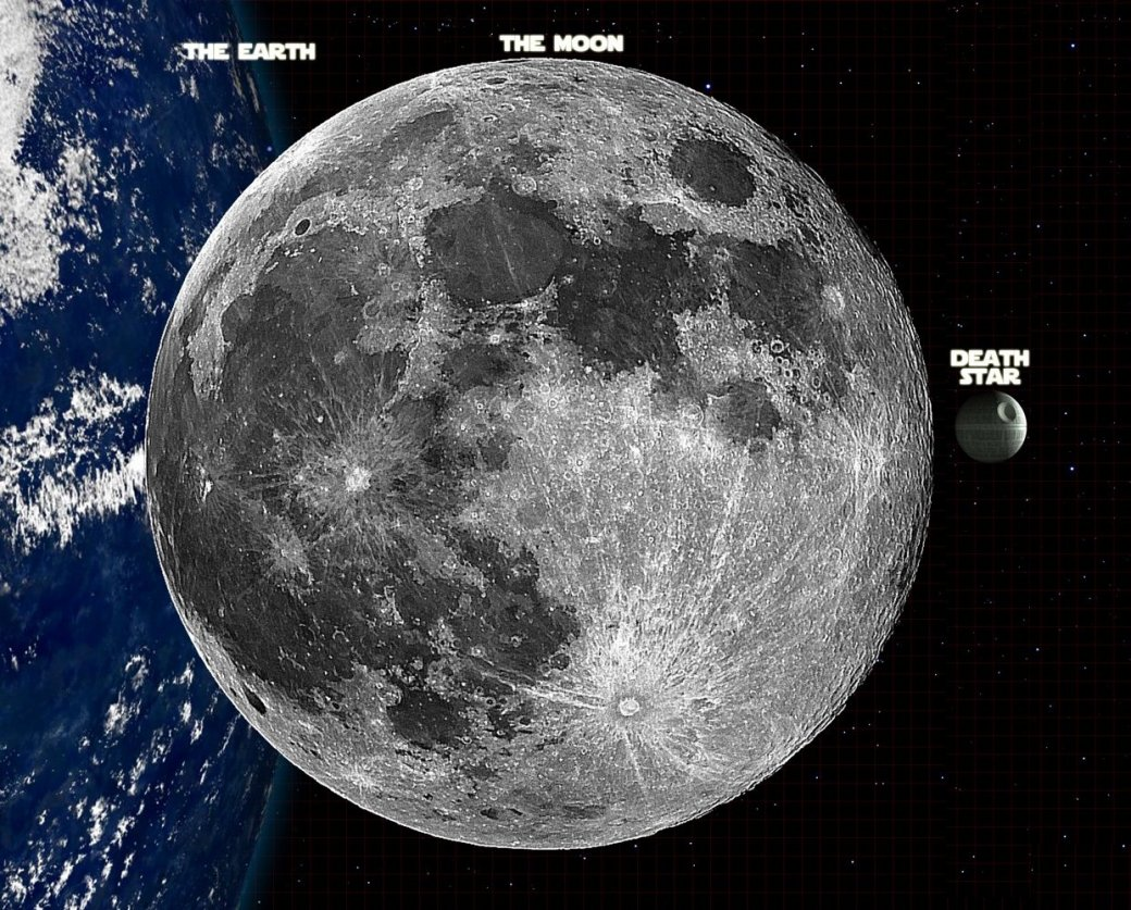 NASA знает, как нужно строить «Звезду смерти» - Изображение 1