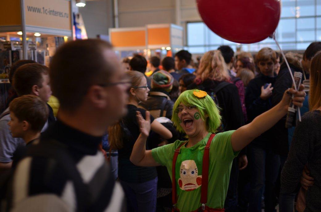 Фотоотчет с «Игромира» и Comic Con Russia, день 4 - Изображение 23