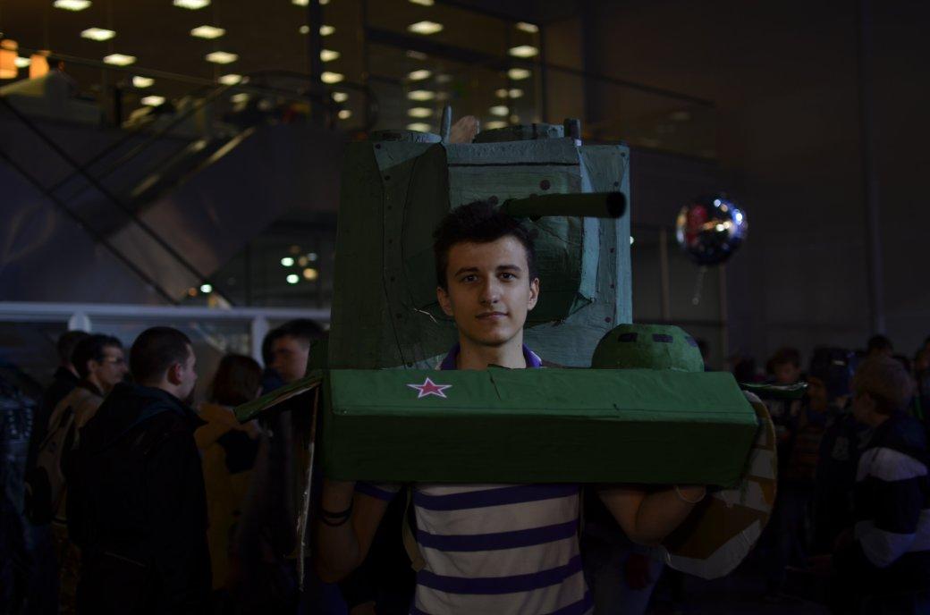 Фотоотчет с «Игромира» и Comic Con Russia, день 4 - Изображение 9