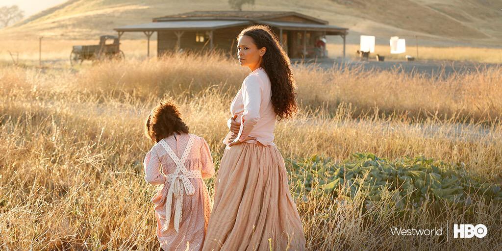 HBO снимает оргию с 57 статистами для сериала Westworld - Изображение 3