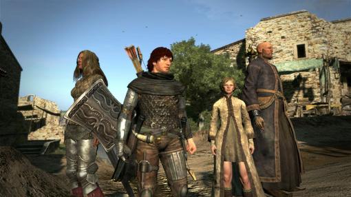GamesCom 2011. Впечатления. Dragon's Dogma - Изображение 3
