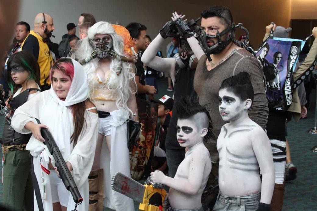 Лучший косплей Comic-Con 2015 - Изображение 20