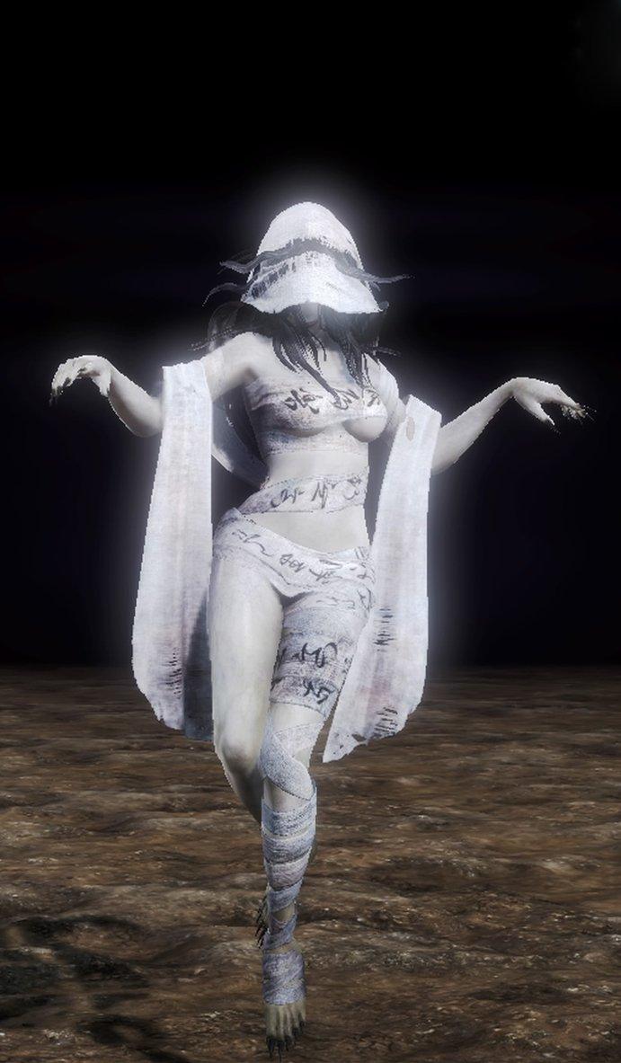Странные существа из японских мифов, которых вы встретите в Nioh - Изображение 14