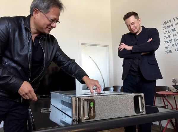 Новый суперкомпьютер Nvidia научится разуму уReddit - Изображение 1