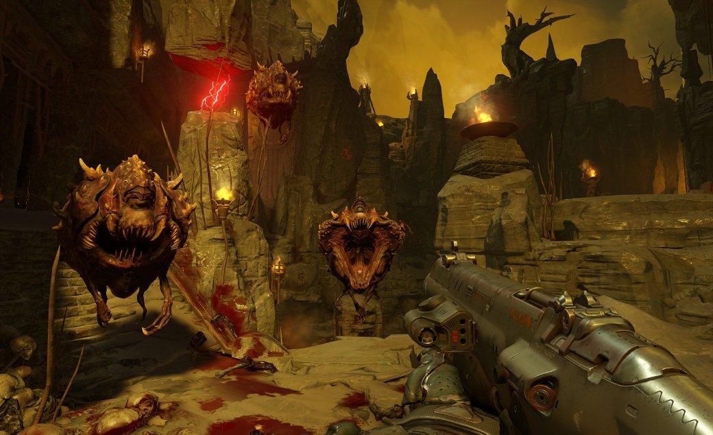 В Doom найдены полный список врагов и случайные боссы в сингл-кампании - Изображение 1