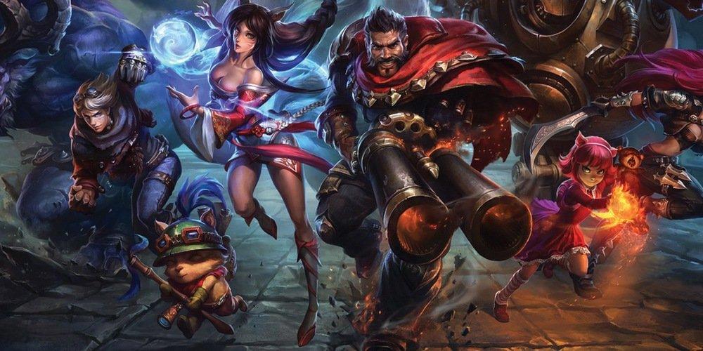 В League of Legends ежемесячно играют более 100 млн человек - Изображение 1