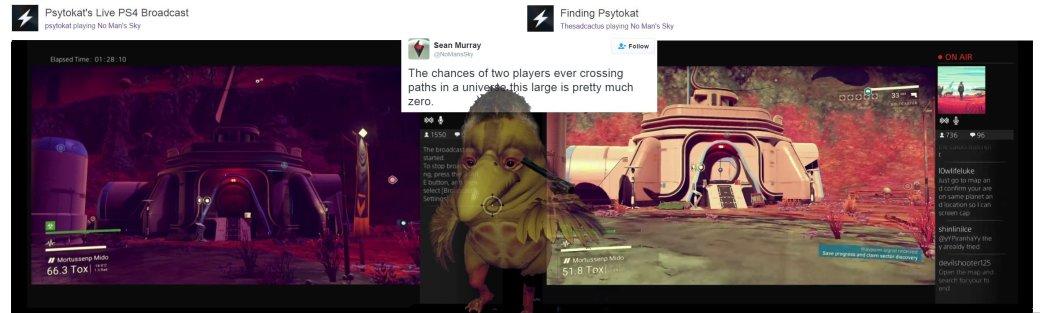 Игрокам так и не удалось встретиться в No Man's Sky - Изображение 3
