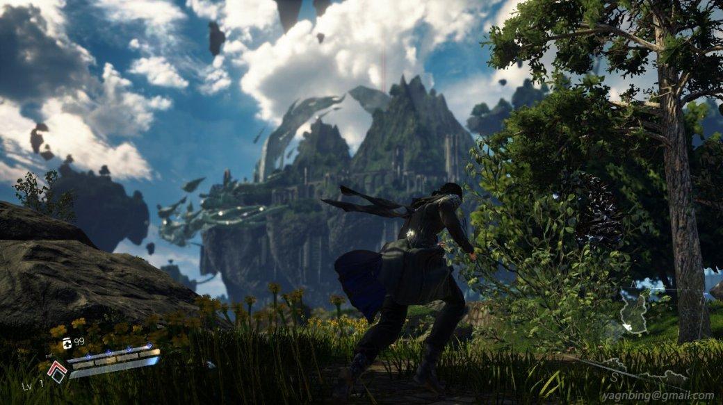 Зрелищная инди-игра Lost Soul Aside получила поддержку Epic и Sony - Изображение 1