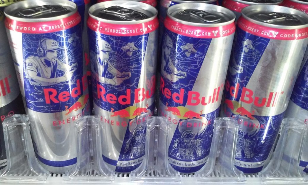 Как игроки сорвали совместную акцию Red Bull и Destiny - Изображение 4