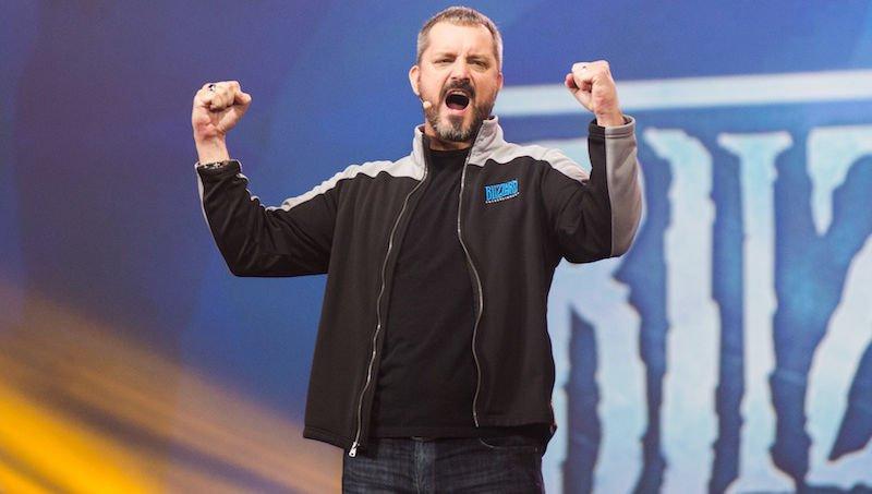Создатель вселенных Diablo, Warcraft и StarCraft ушел из Blizzard - Изображение 1