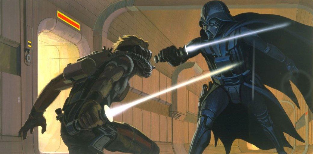 Молодой разработчик закрыл безнадежный Kickstarter по Star Wars RPG - Изображение 1