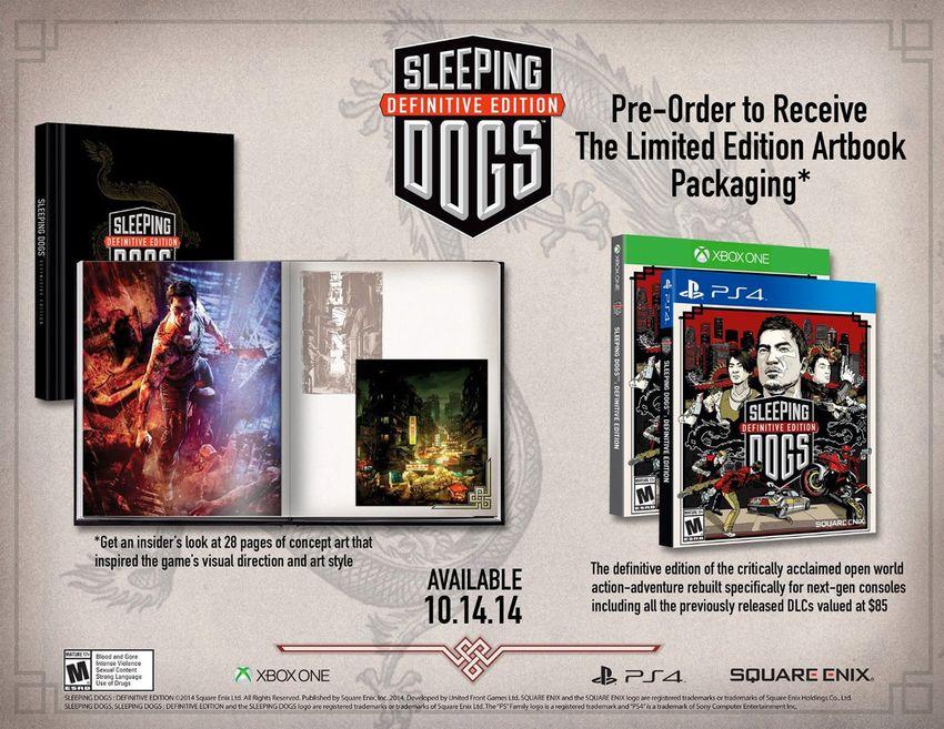 Sleeping Dogs доберется до PS4 и Xbox One (обновление) - Изображение 1