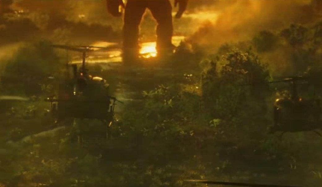 Создатели «Кинг Конг: Остров Черепа» раскрыли рост чудовища - Изображение 1