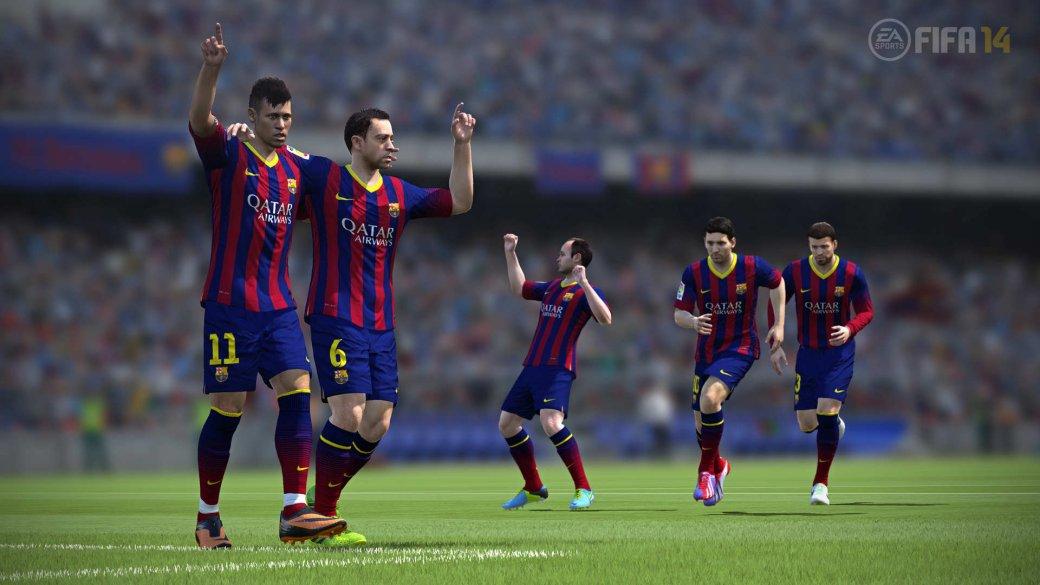 FIFA 14 сохранила лидерство в британских чартах на Рождество - Изображение 1