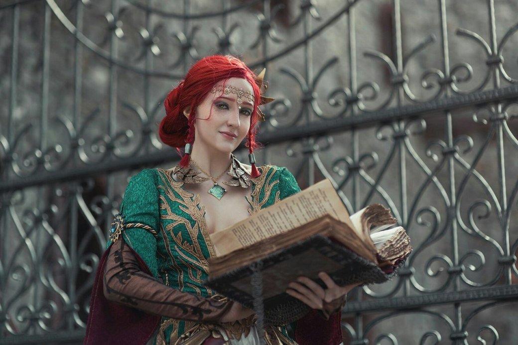 Косплей дня: Трисс иЙеннифэр изThe Witcher3. Кого вывыберете?. - Изображение 5
