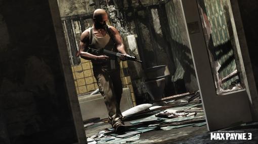 Анонсирован первый трейлер Max Payne 3 - Изображение 2
