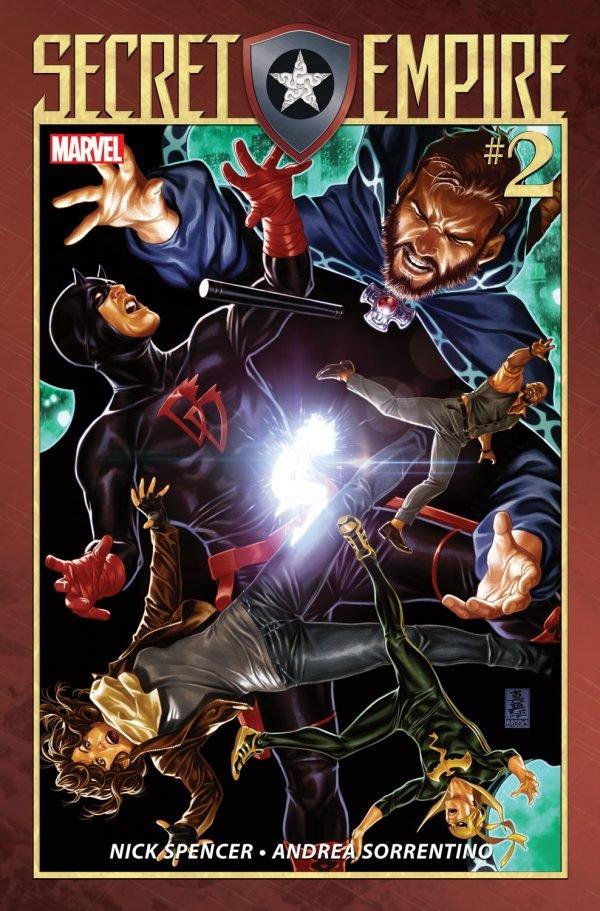 Капитан Америка всегда был агентом Гидры, в буквальном смысле - Изображение 2