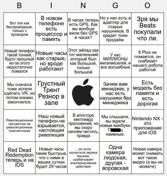 Как Интернет отреагировал на конференцию Apple - Изображение 2