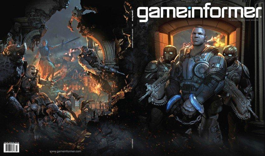 E3: новая часть Gear of War получила название - Изображение 2