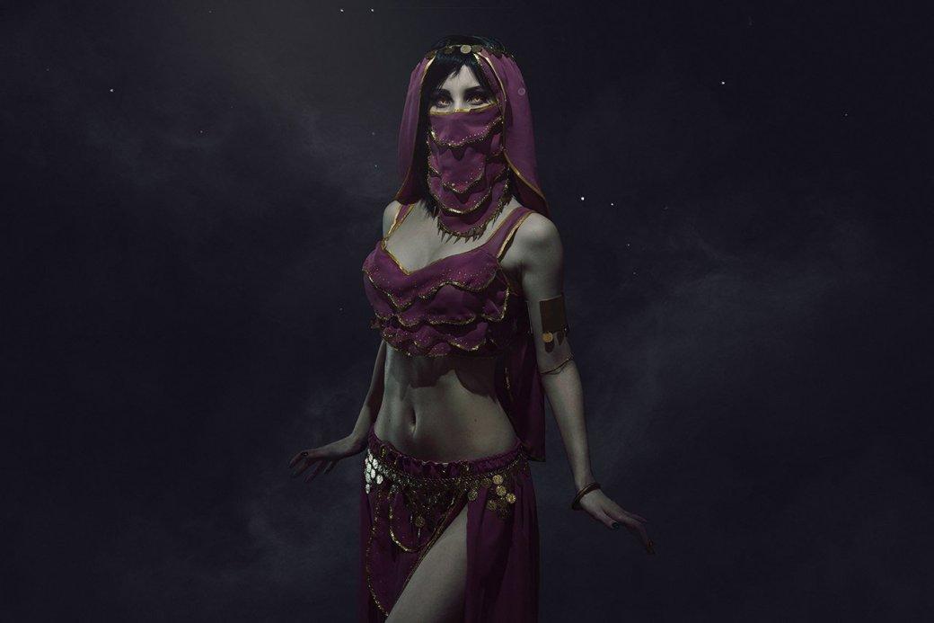 Косплей дня: потрясающая Милина из Mortal Kombat. - Изображение 5