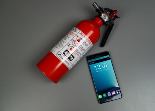 Ученые изобрели аккумуляторы со встроенными огнетушителями