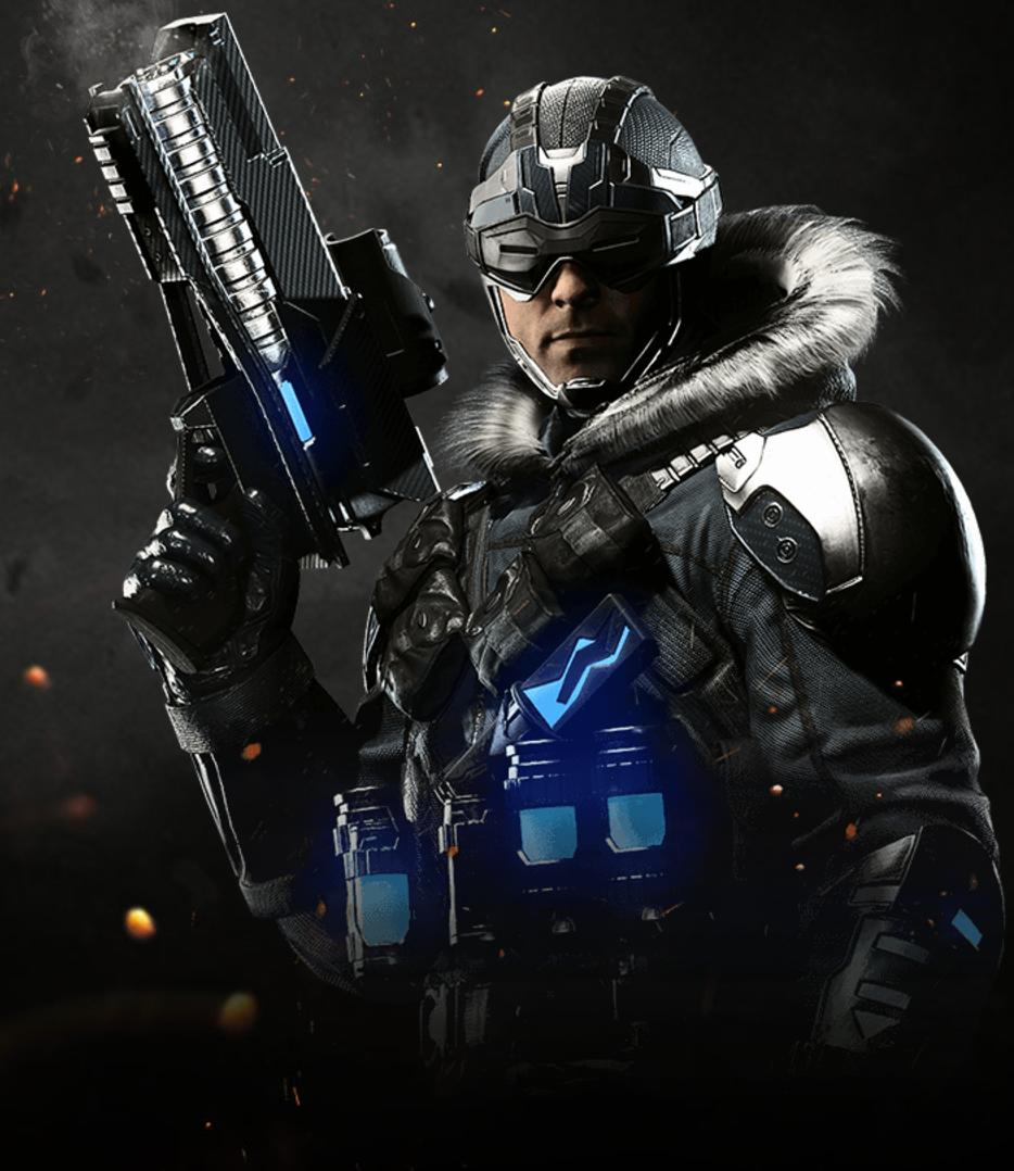 Разбираем новых героев Injustice 2. Кто такие Синий жук и Доктор Фэйт? - Изображение 13