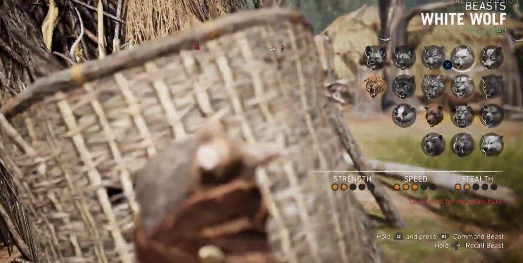 Первобытный зоопарк: первый геймплей Far Cry Primal. - Изображение 2