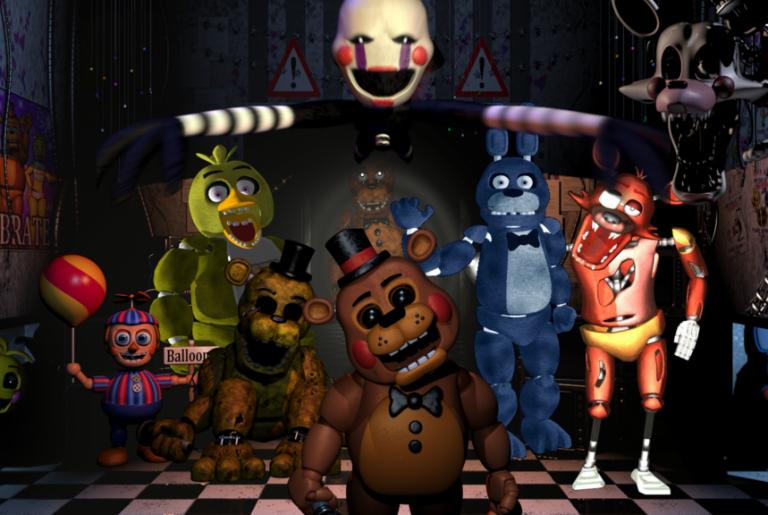 Фильм по Five Nights At Freddy's делают продюсеры «Сплита» и «Астрала» - Изображение 1
