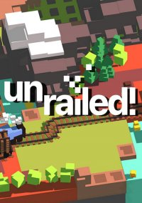 Unrailed! – фото обложки игры