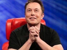 Илон Маск протестировал свою сеть спутникового интернета Starlink иотправил через нее твит