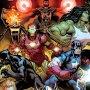 Вновой команде Мстителей объединятся Железный человек иКапитан Марвел. Впервые после Civil War II