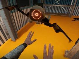 ВSteam вышла Boneworks. Это источник вдохновения Half-Life: Alyx