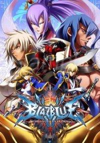 BlazBlue: Chrono Phantasma – фото обложки игры