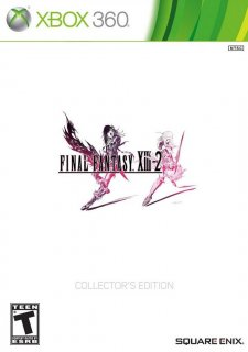 Final Fantasy XIII-2 Collector's Edition