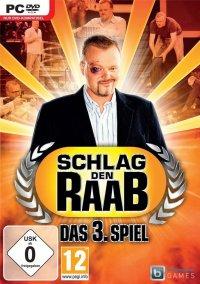 Schlag den Raab: Das 3. Spiel – фото обложки игры
