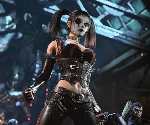 У Batman: Return to Arkham хромают и разрешение, и фреймрейт