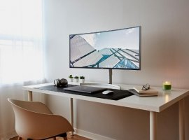 LGпредставила нароссийском рынке новый широкоформатный монитор сHDR10 и разрешением QHD+