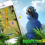 Скриншот Escape From Rio – Blue Birds – Изображение 1