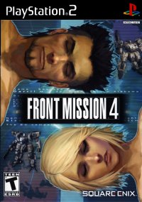 Front Mission 4 – фото обложки игры