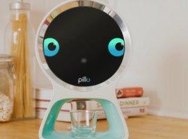 Очаровательный робот Pillo не даст вам забыть про витаминки