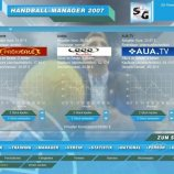 Скриншот Handball Manager 2007 – Изображение 2