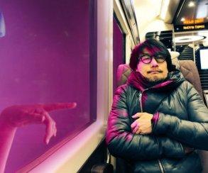 От чего гений прячется в поезде? Новый мем с Кодзимой!