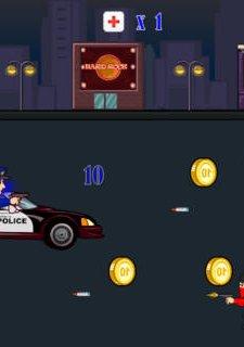 Cop & Robber Bank Escape - Police Criminal Chase Battle Pro