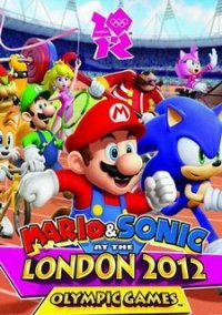 Mario & Sonic at the London 2012 Olympic Games – фото обложки игры
